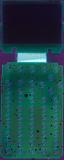 TI-82 9.0 PCB Front UV