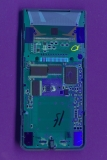 TI-82 0700077 PCB UV