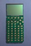 TI-82 0700077 PCB Front