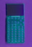 TI-82 0700077 PCB Front UV