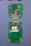 TI-81 'B' Mainboard Back