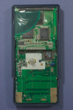 TI-81 'B' PCB Back