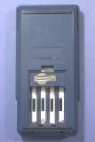 TI-81 'B' Battery Area