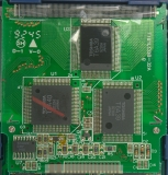 TI-81 1210793 LCD Board