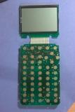 TI-81 0804828 'D' PCB Front