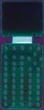TI-81 0804828 PCB Front UV