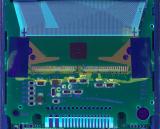 TI-81 17050114 LCD Board UV