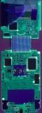 TI-86 116755890 PCB UV