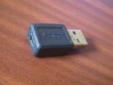 USB mini-B (F) <-> USB A (M)