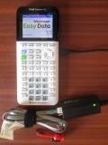 Vernier EasyLink + TI-83PCE