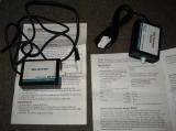Baromètre + capteur pression
