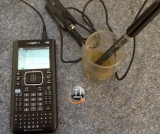 Capteur de pH Vernier + adaptateur USB easyLink
