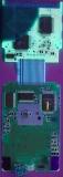 TI-85 20025692 PCB Rear UV