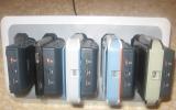 TI-Nspire Charging Bay + 5 TI-Nspire LabStation Cradle