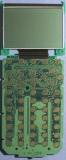 TI-73 01620097 PCB Front