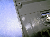 TI-73 01620097 '2' on Mold
