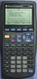 TI-89 08005597 OS/HW Version