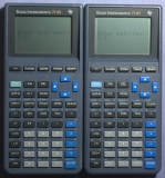 TI-81 0600008 and TI-81 0719871