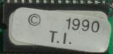 TI-81 0600008 Stickers