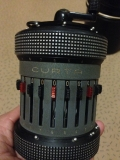 Curta calculator - details