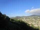 Nice, vue est du Mont Alban