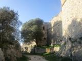 Nice, Fort du Mont Alban