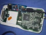 TI-Nspire DataTracker + RS232