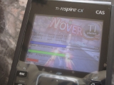 TI-Nspire CX CAS CR4 + Nover