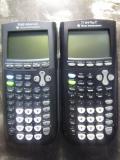 TI-84 Plus T + TI-82 Advanced
