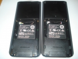 Comparaison prises batteries TI