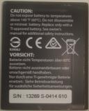 TI-Nspire CX HWO Samsung battery