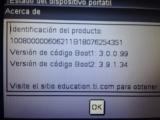 New TI-Nspire CX Boot2 3.9.1.34