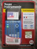 Emballage TI-83 Premium CE bleue