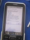 Orme 2.16 + Casio fx-CP400+E