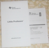 Little Professor Manuel Garanti
