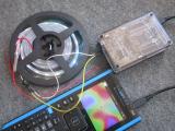 TI-Innovator + Adafruit ADA1138