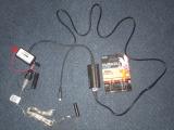 Vernier EasyLink capteur courant