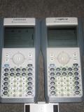 TI-Nspire CAS JTAG prototypes
