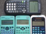 TI-82 Advanced TI/Casio Collège