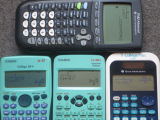 TI-82 Advanced TI/Casio Collège