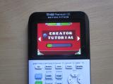 TI-83PCE + G. Dash Creator Tuto
