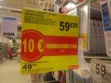 Calculatrices Auchan, 08/2015