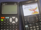 Lexibook GC3000FR & TI-Nspire CX