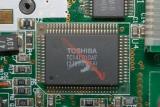 TI-82 0514172 ASIC Detail