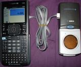 TI-CBR2 branché sans USB