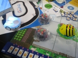 Tapis d'activités + Bee-bots