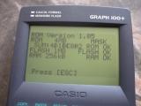 Casio Graph 100+