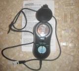 Spectrophotomètre Vernier ouvert