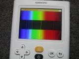 NumWorks + spectre Hélium