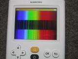 NumWorks + spectre Carbone